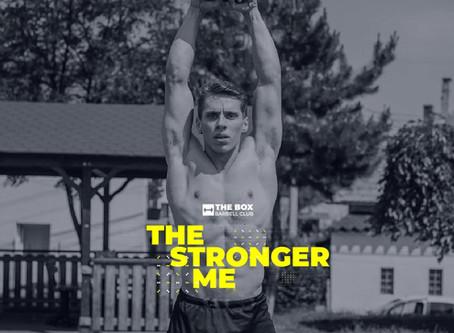 The Stronger Me - Adi Persa