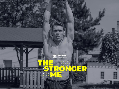 The Stronger Me - Adi Persa