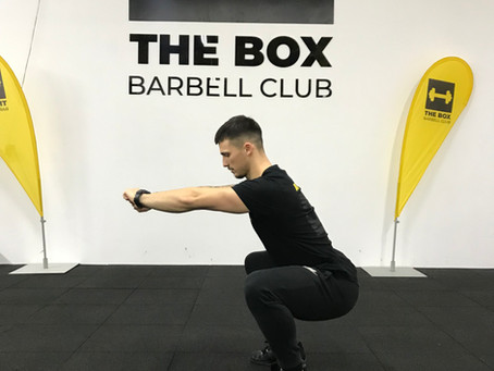 Progression to a better squat