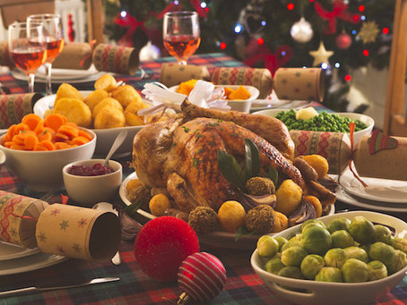 Dietitian guide to a healthy Christmas