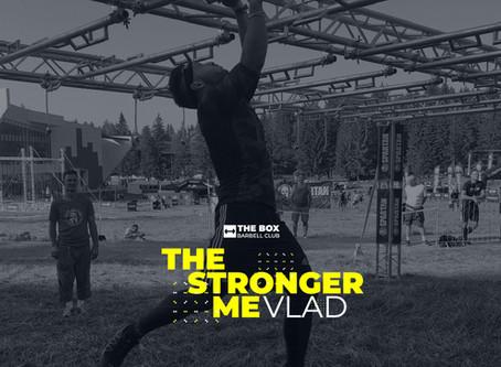 The Stronger Me - Vlad Grecu: