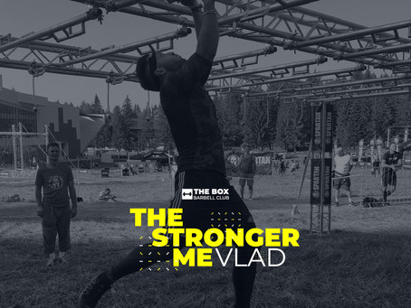 The Stronger Me - Vlad Grecu: