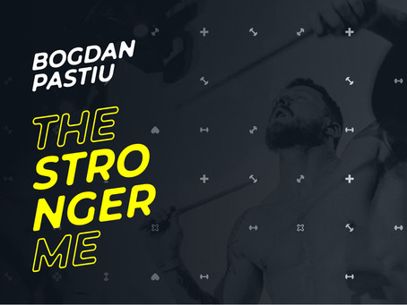 The Stronger Me - Bogdan Pastiu