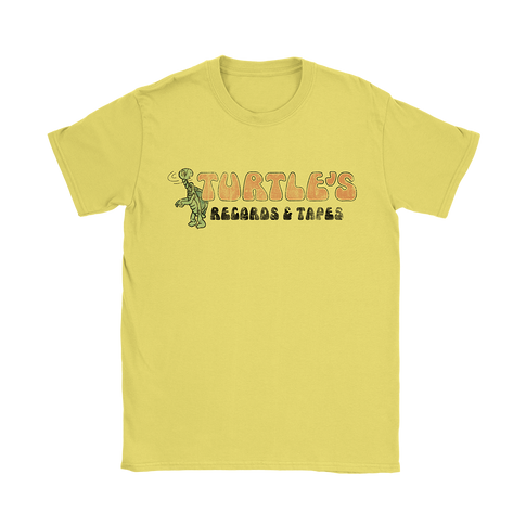 Turtle's Records and Tapes Retro T-Shirt