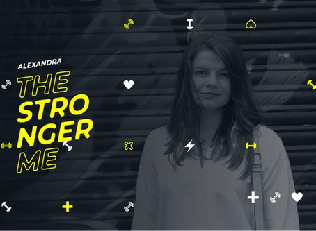 The Stronger Me - Ale Bogdanescu