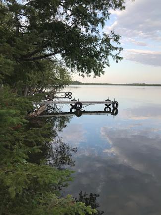Cabin 1 Dock