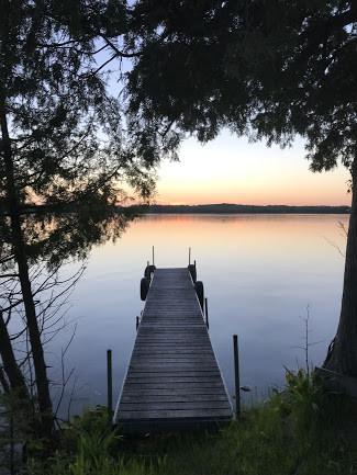 Cabin 3 Dock
