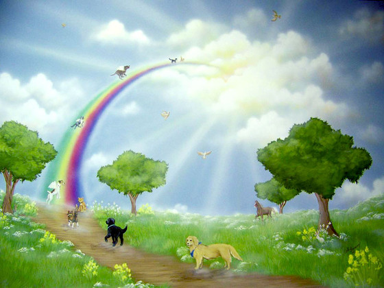 """""""Your Rainbow Bridge is going to be standing room only!"""" - Part 2"""