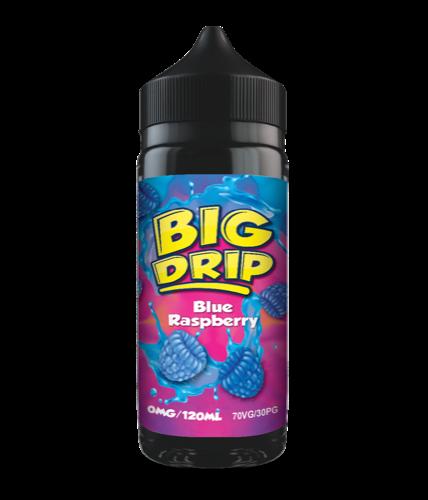 Blue Raspberry - Big Drip 100ml