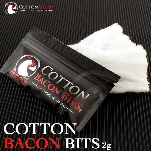 Cotton Bacon Bits - Wick 'N' Vape