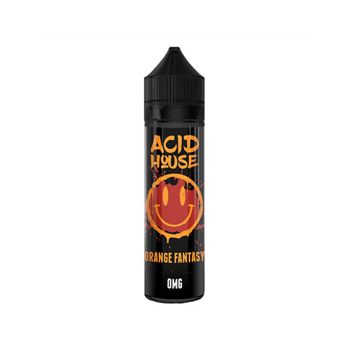 Acid House - Orange Fantasy