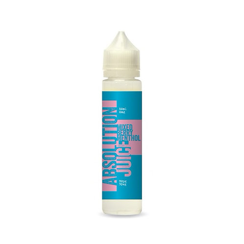 Absolution - Mixed Berry Menthol