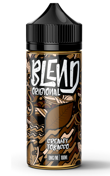 BLEND - Creamy Tobacco