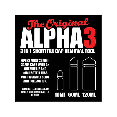 Alpha3 - Bottle Opener V2
