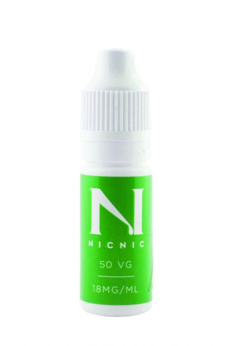 Nic Nic - 50vg/50pg