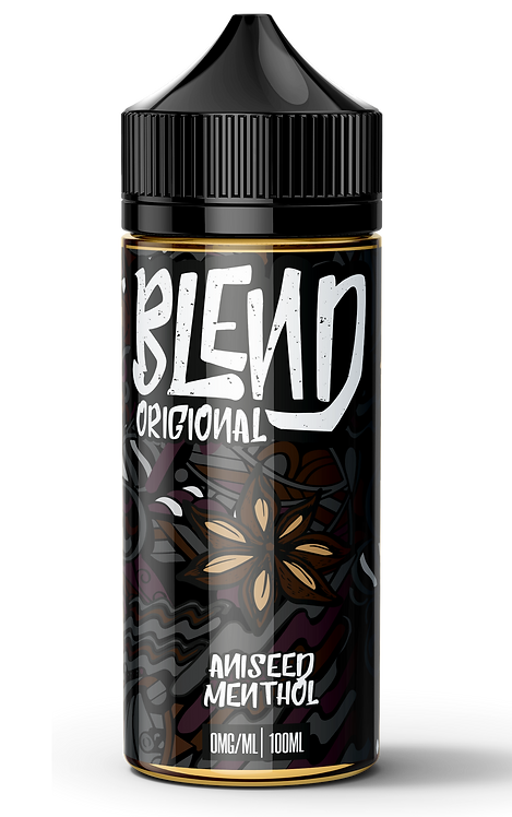 BLEND - Aniseed Menthol
