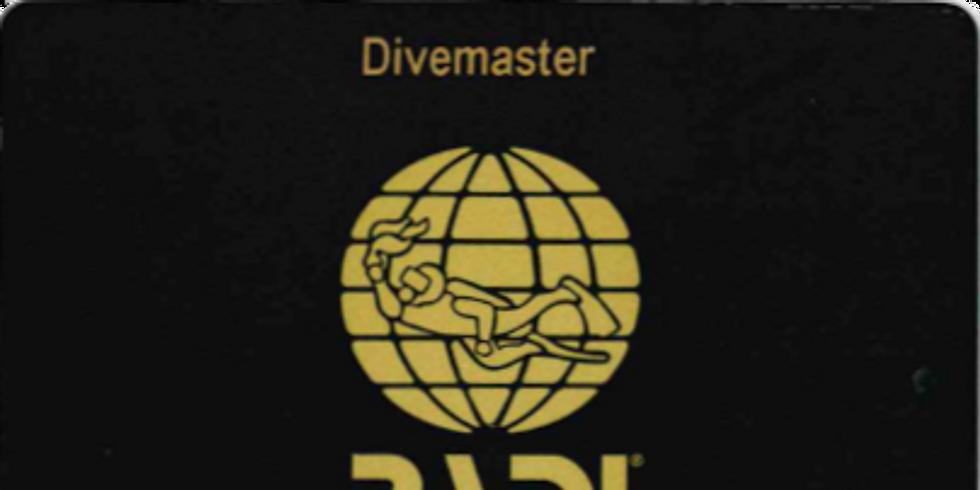 Presentazione corso Divemaster
