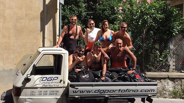 Immersioni AMP Portofino