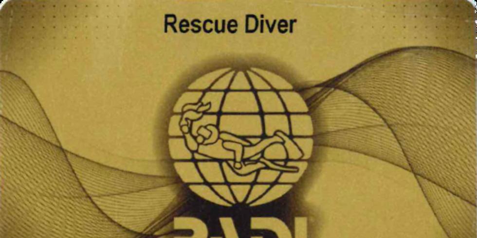 Presentazione corso Rescue