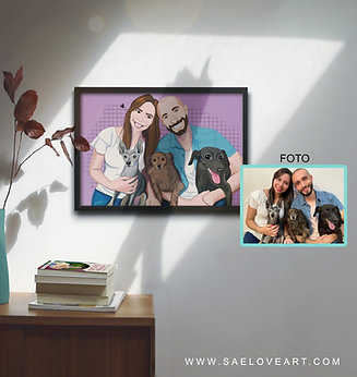 Arte Cartoon
