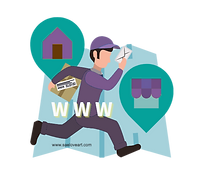 web design como funciona o que é dominio hospedagem saeloveart designer holística