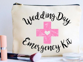 Wedding Day Emergency Kit Essentials