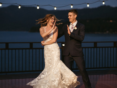 Benefits of a Choreographed Routine as Your First Dance