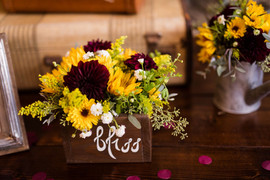 Looyenga Photography; Rebecca Rollins Floral Design