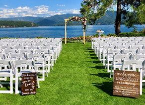 I Love When Couples... Have an Unplugged Ceremony