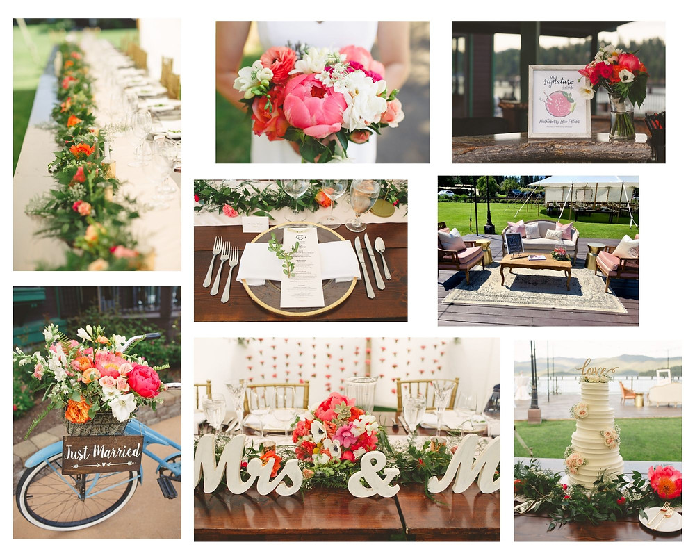 wedding-photo-collage-coral-colors.jpg