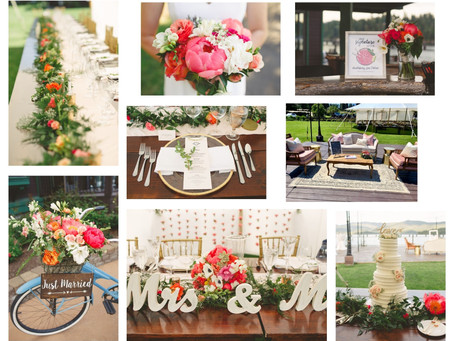 Benefits of Adding Color to Your Wedding Design Plan