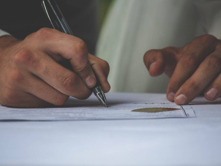 How To: Change Your Last Name After Your Wedding Day
