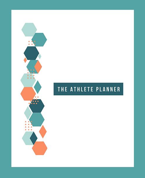 The Athlete Planner - Digital, Printable Planner