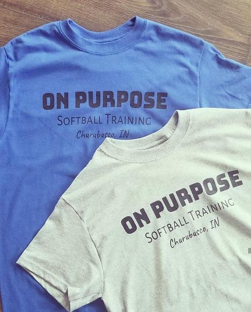 OP Softball Tshirt