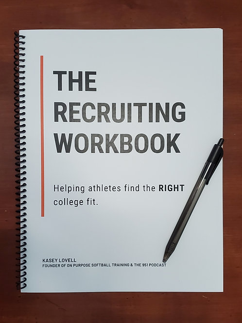 The Recruiting Workbook