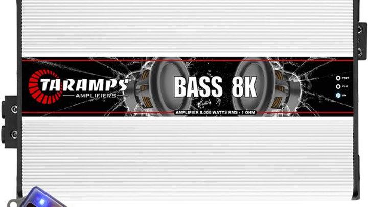 Taramps Bass 8K 8000.1