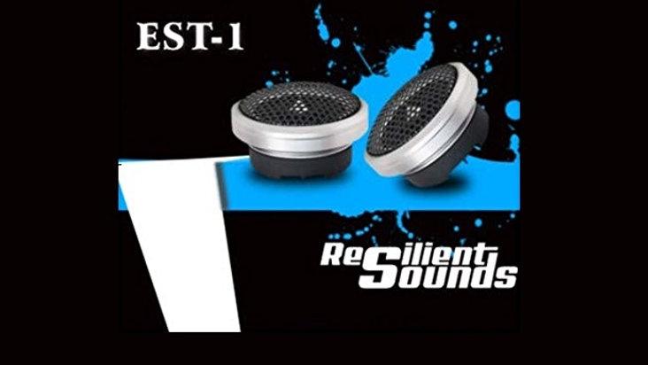 Resilient Sounds EST-1 (Sold as a Pair)
