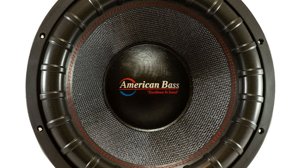 American Bass GODFATHER-15""