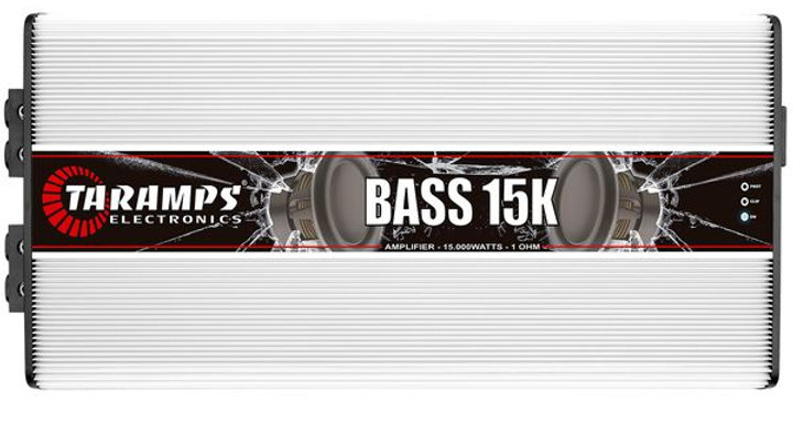 Taramps Bass 15K 15000 Watts RMS!