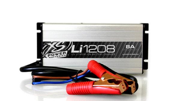 XS Power Lithium Charger LI1208