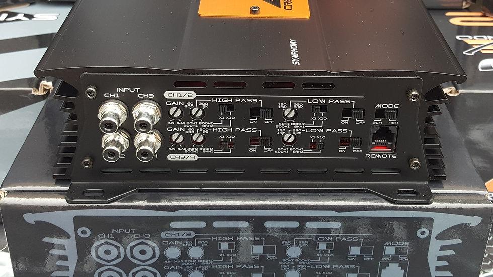 Crescendo Audio S4