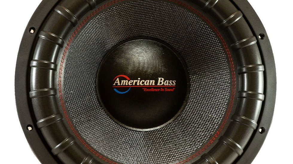 American Bass GODFATHER-18""