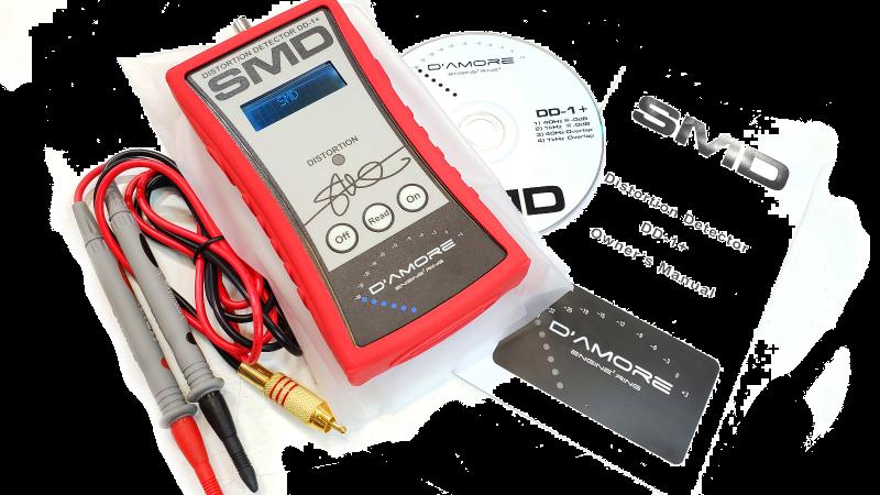 SMD Distortion Detector Plus (DD-1+)