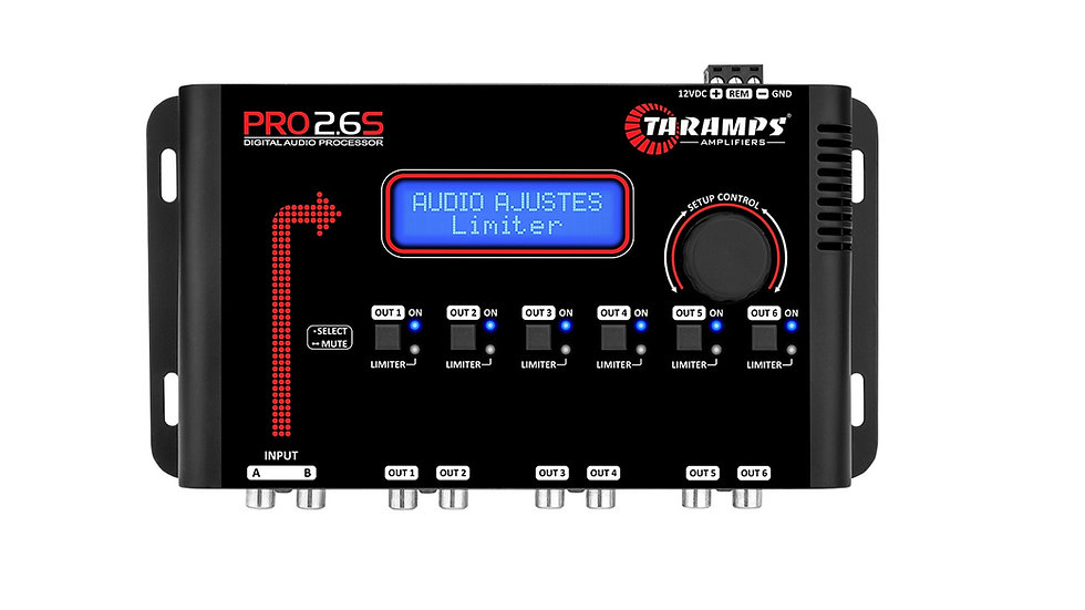 Taramps PRO 2.6S