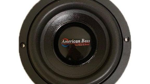 "American Bass XD-8"" D4"