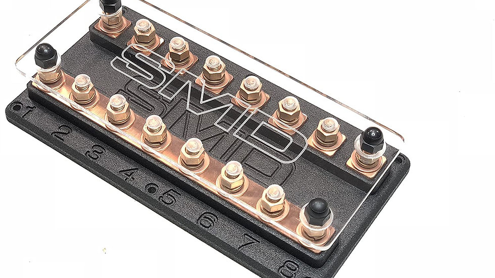 SMD Octo Copper Fuse Block