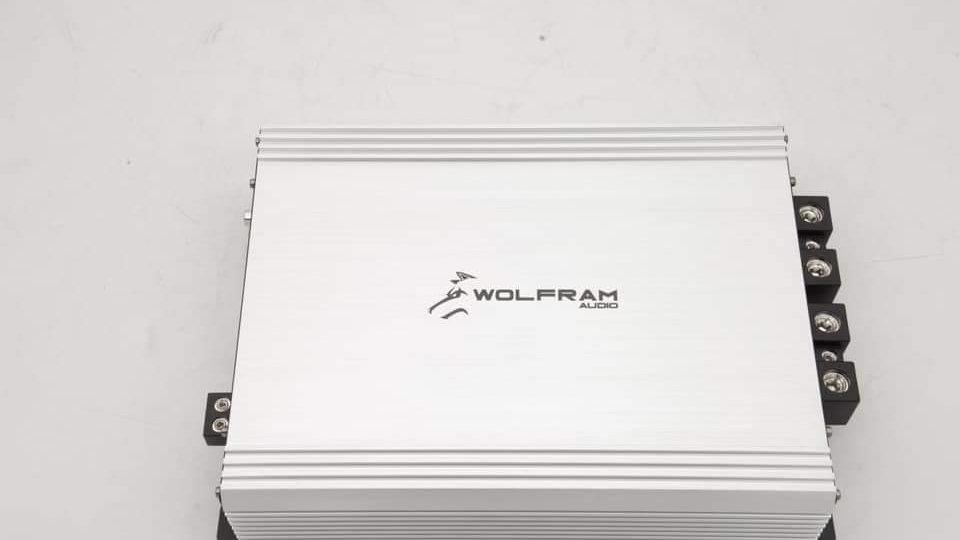 Wolfram Audio O-5000.1
