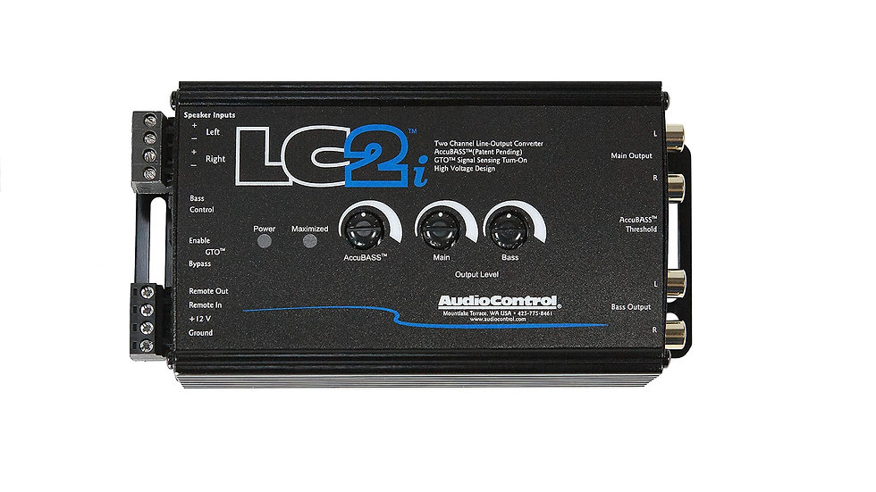 Audio Control LC2i Line Out Converter