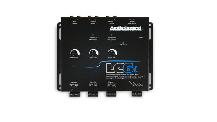 Audio Control LC6i 6 Channel Line Out Converter