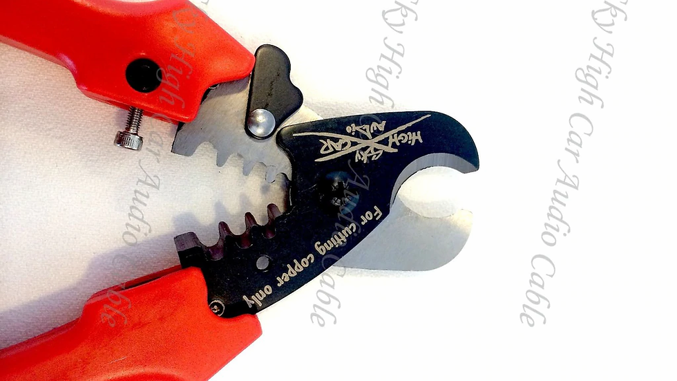 Sky High Car Audio 1/0 Cable Cutter